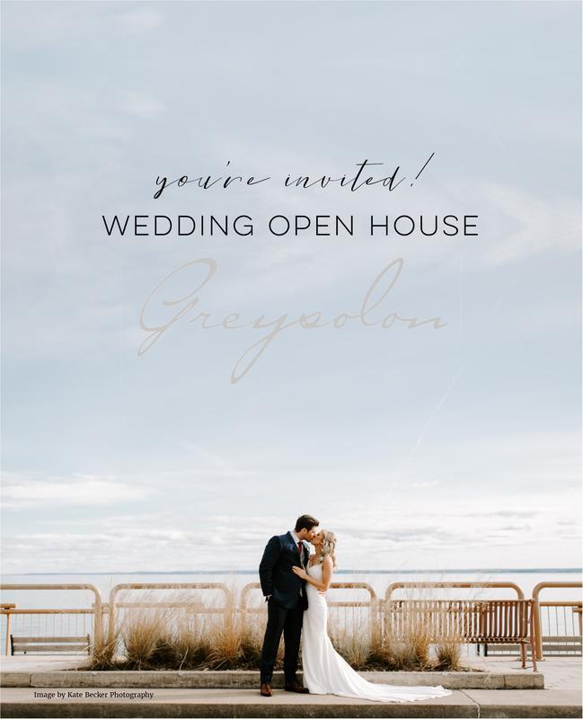 Wedding Open House 2019