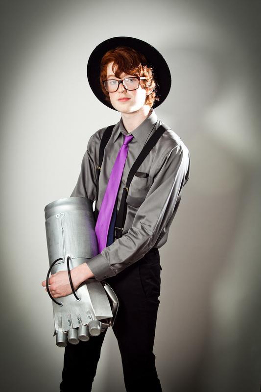 Teen Homeschool Workshop: Statement Fashion