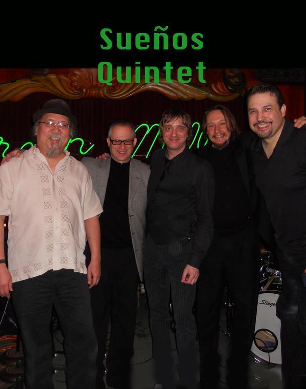 RAVISLOE: Sueños Quintet