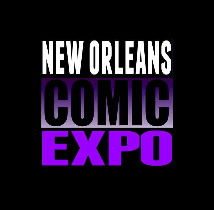 New Orleans Comic Expo and Horror Weekend