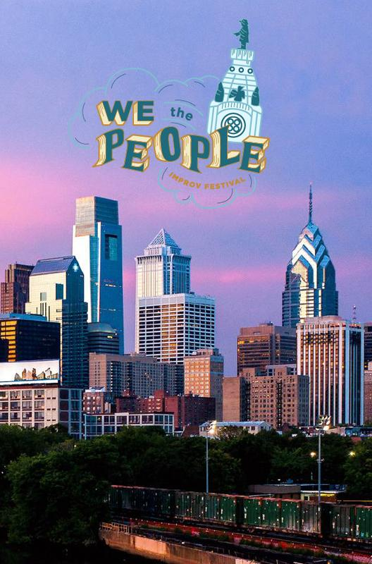 We The People Improv Festival: All-Fest Pass