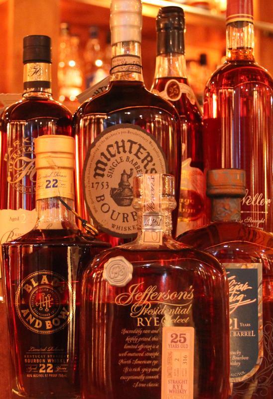 Bourbon Progression Act 3
