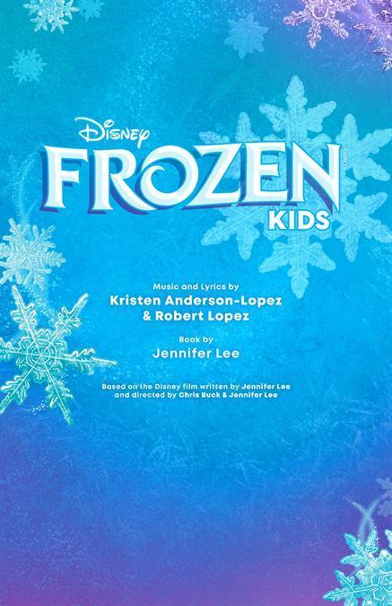 Frozen Kids (Blue)