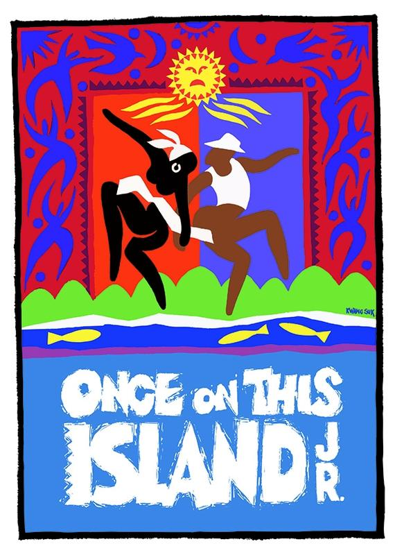 CKC Advanced Camp - Once on This Island Jr