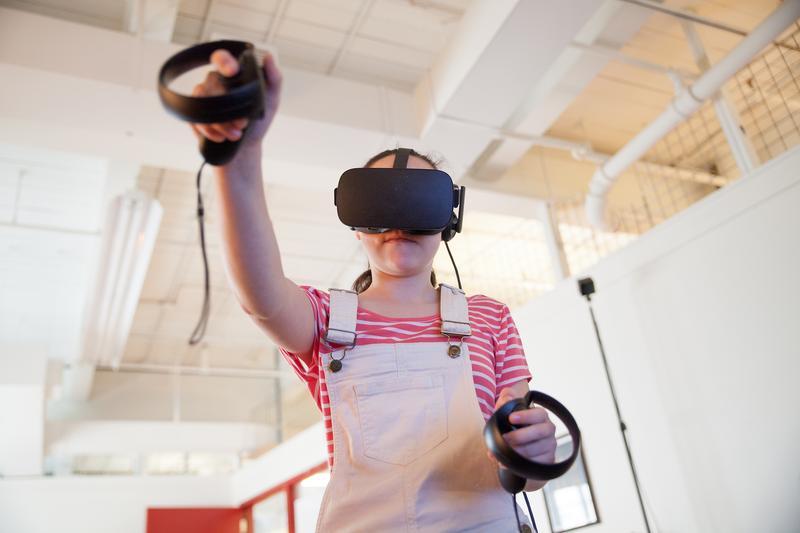Virtual Reality Camp