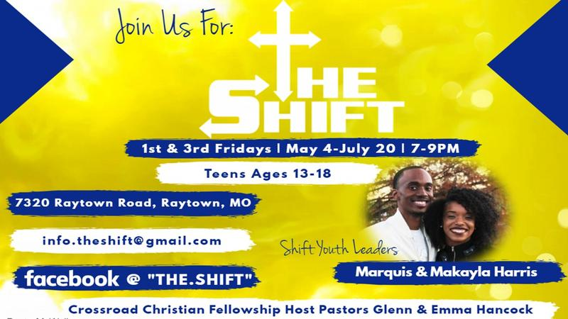 The Shift for Teens 13-18