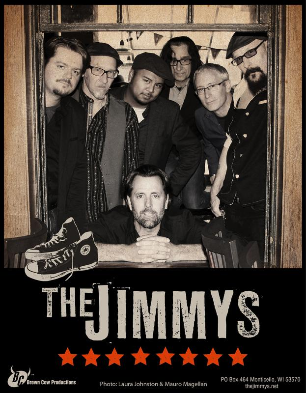 The Jimmys - Multi Award Winning Blues and R&B Band
