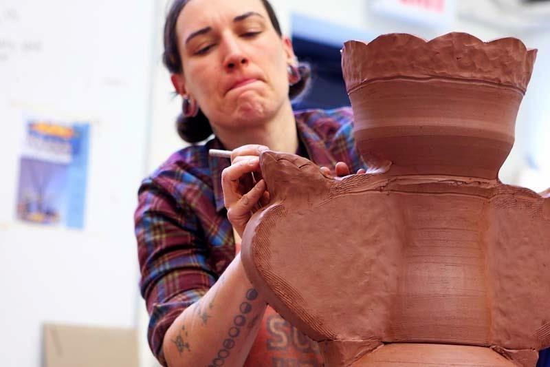 Guided Studio: Ceramics