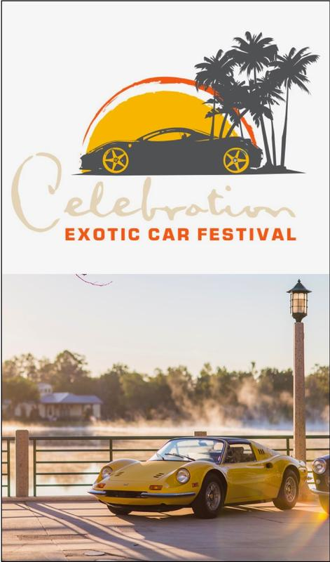 Celebration Exotic Car Festival 2020
