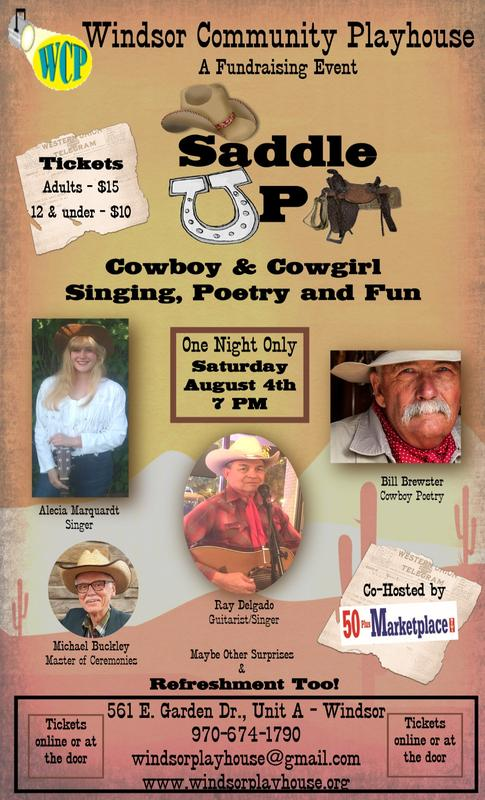 Saddle Up - A Fundraiser Event