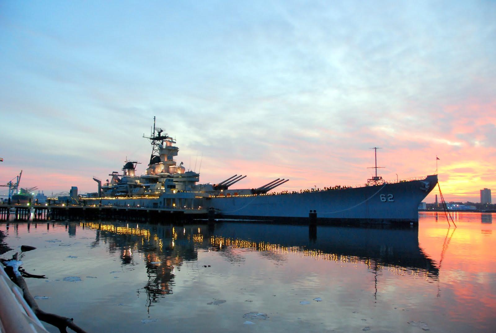 Battleship Tour Camden Nj