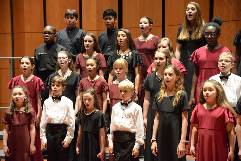 CHILDREN'S CHORUS OF MARYLAND and St. JOSEPH'S CHURCH PRESENT: Welcome to Spring!