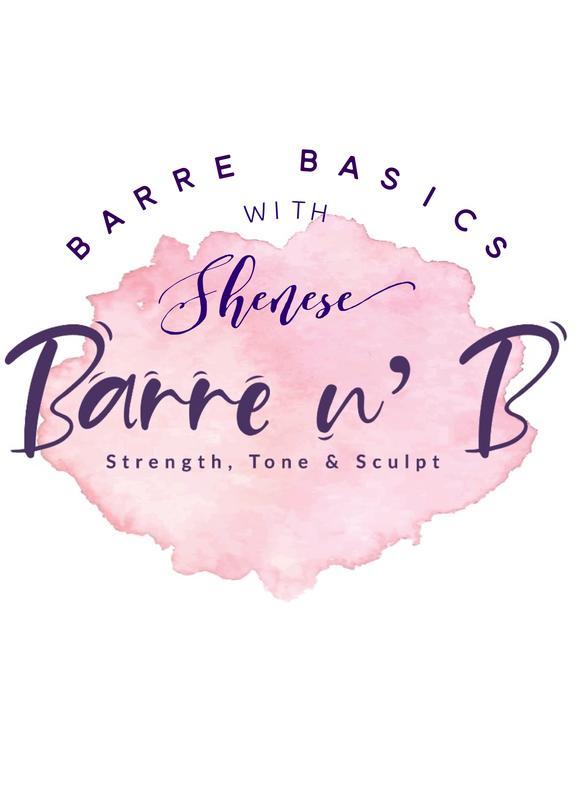 Barre Basics w/ Shenese: Intro to Barre