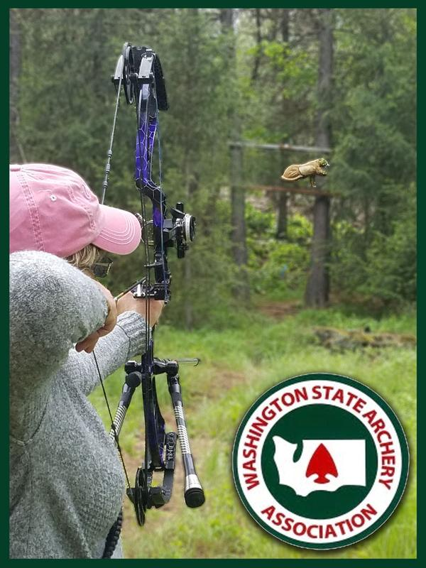 Washington State Archery 3D Championship