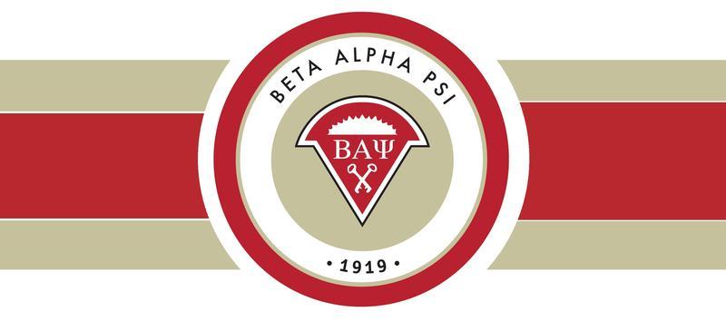 Beta Alpha Psi Membership Dues Feb-Mar 2018