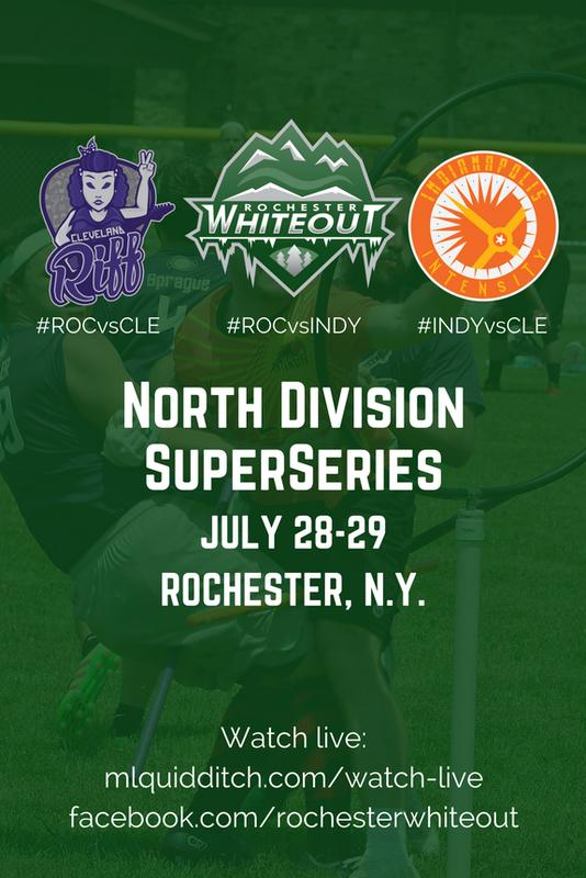 North Division SuperSeries