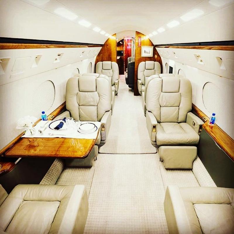 Rent Private Jet
