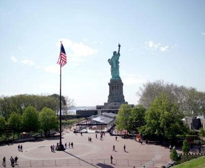 New Statue of Liberty Museum & Ellis Island