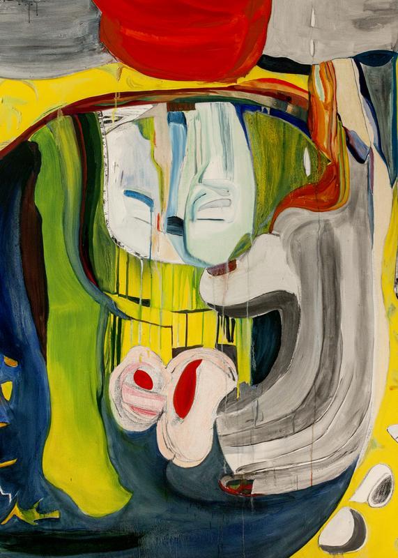 OPENING: Cloister | Paintings by Rachel DeBoard