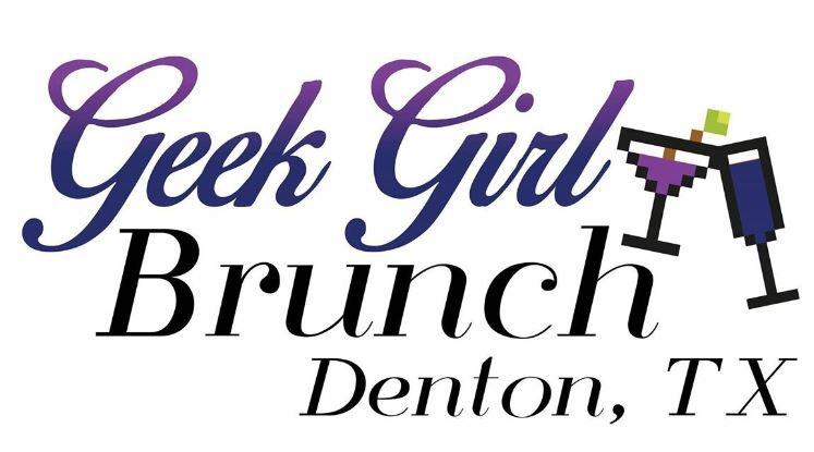 Geek Girl Brunch Denton T-Shirts