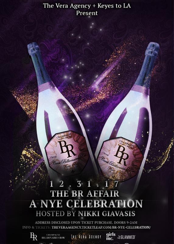 The BR Affair: A NYE Celebration