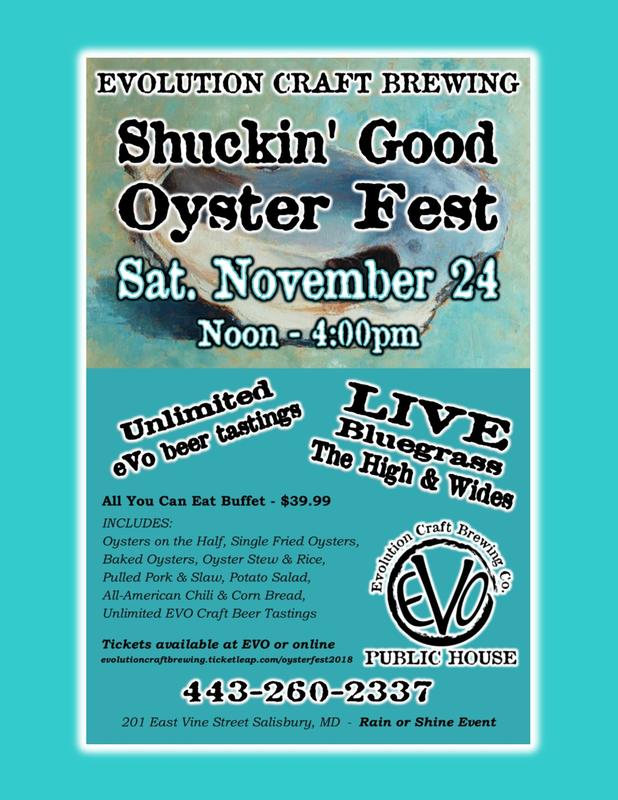 Oyster Fest 2018
