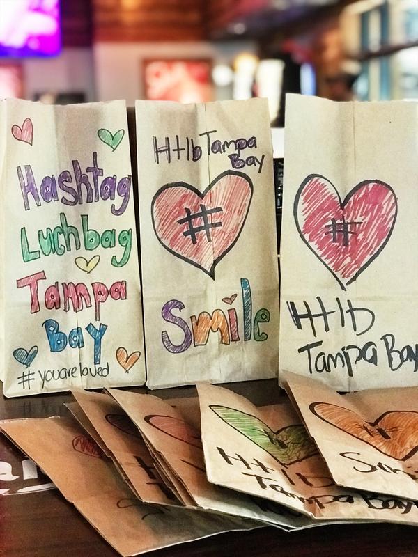 HashtagLunchbag Tampa Bay - June 2020 Meet-up