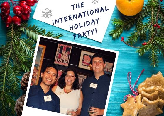 2018 International Holiday Party