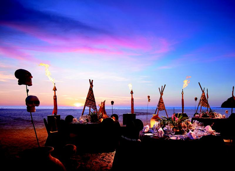 An evening for charity to support sabah wildlife