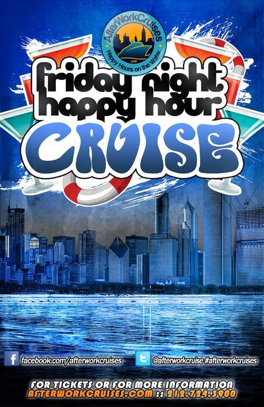 Friday Night Happy Hour Cruise