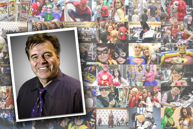 Neal Adams VIP Experience @ Tulsa Comic Con 2014
