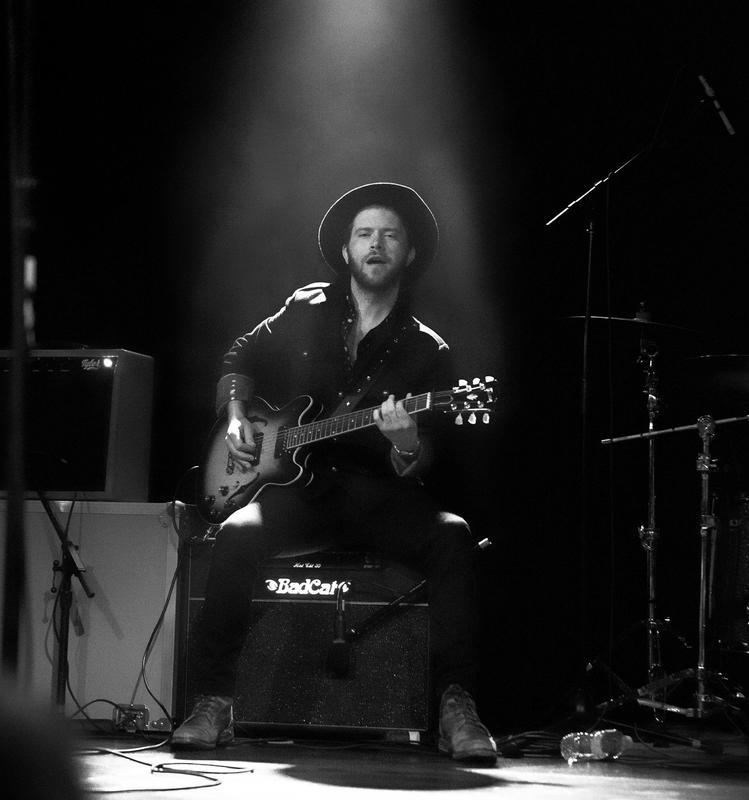 Matthew Mayfield Live @ Johnny's Blitz