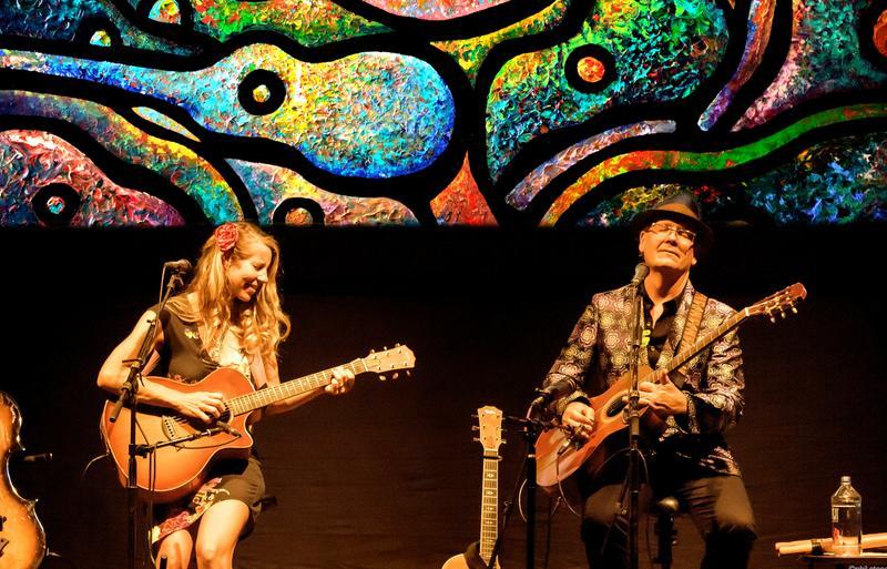 Patchouli and Terra Guitarra