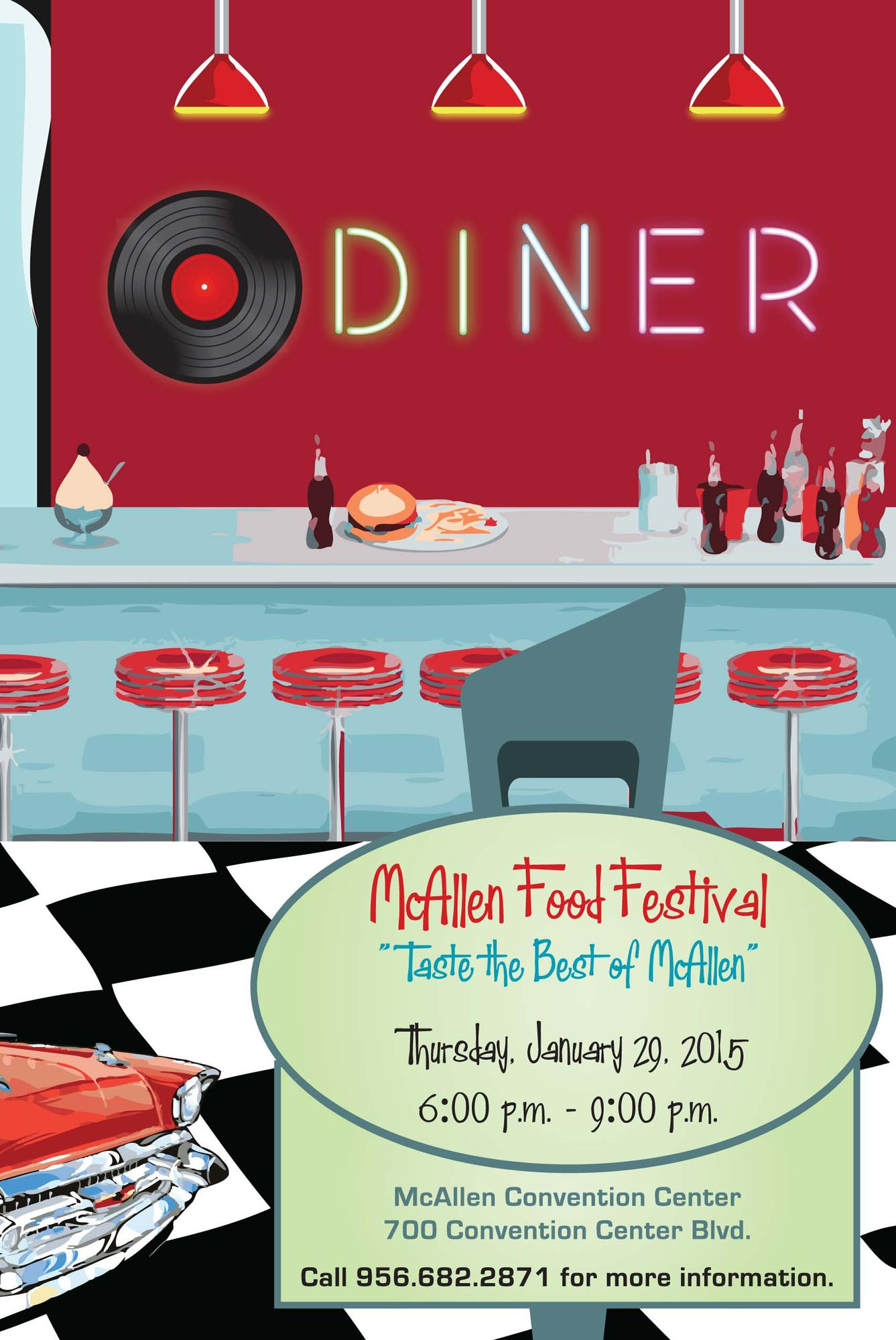 Mcallen Food Festival