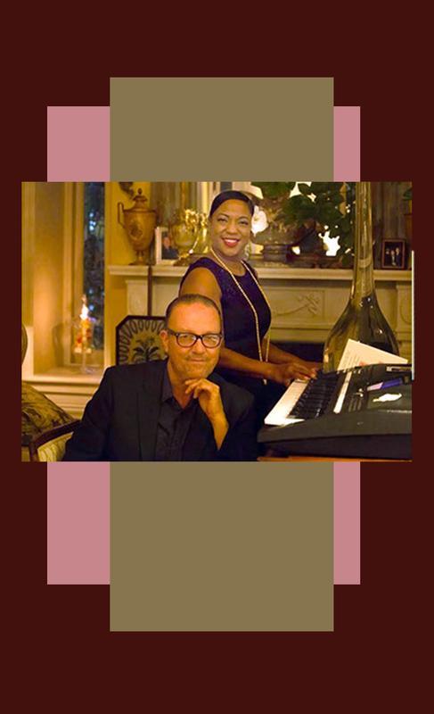 Backyard Music Series: Debra & Patrick