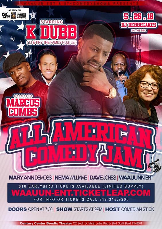 The All American Comedy Jam