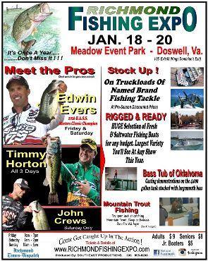 2019 Richmond Fishing Expo