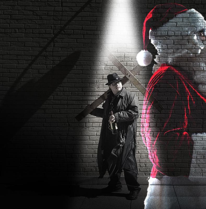 Get Thee Beyond Me, Santa: An Inexcusably Filthy Children's Time-Travel Farce for Adults