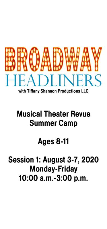Broadway Headliners Session 1