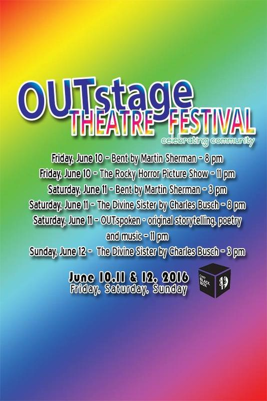 OUTstage - LGBT Theatre Festival – OUTSPOKEN