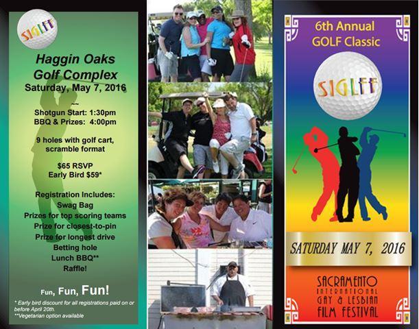 SIGLFF 6th Annual Golf Classic