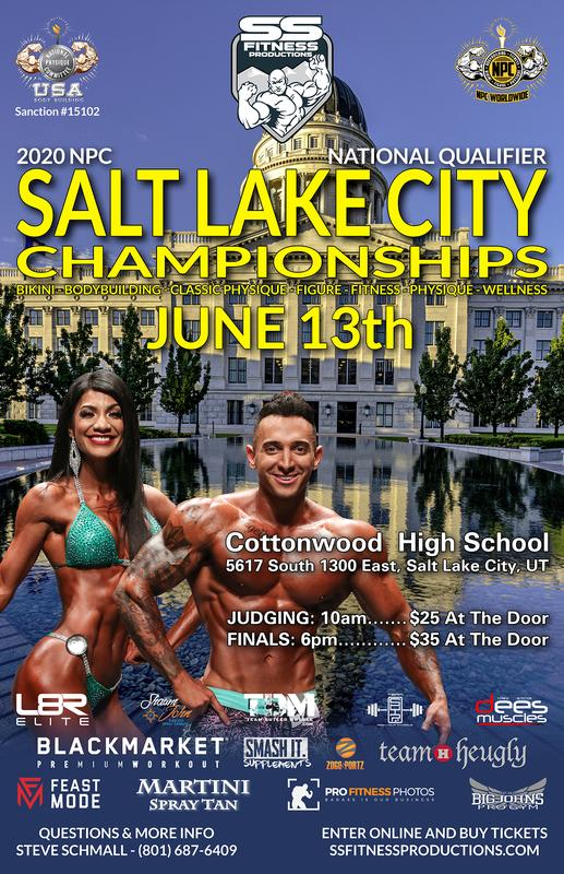 NPC Salt Lake City Championships Finals