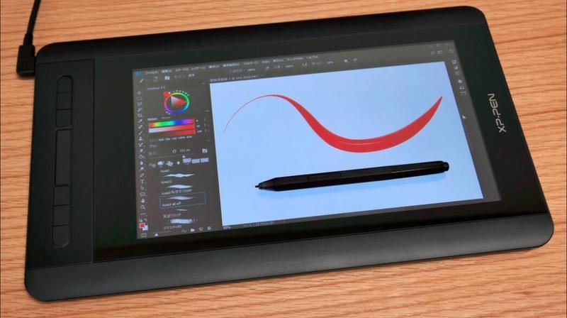 écran tablette graphique moniteur XP-Pen Artist 12