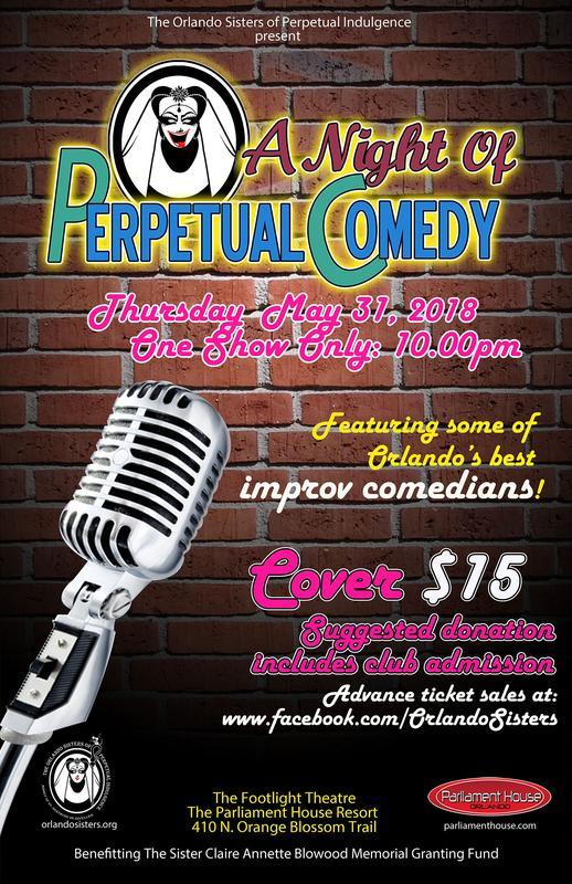 Night of Perpetual Comedy IX