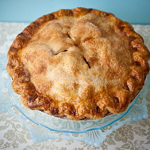 Thanksgiving Pie Class