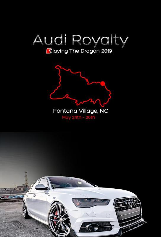 Audi Royalty | Slaying The Dragon 2019