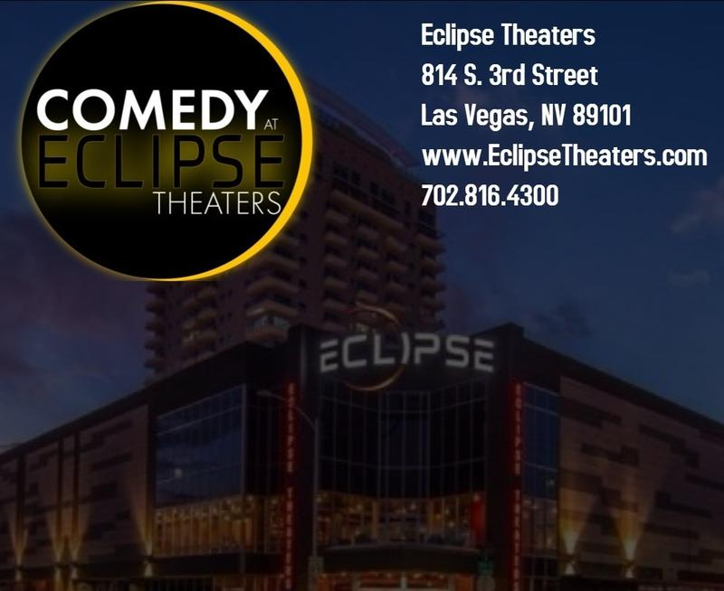 Eclipse Theater Comedy Shows