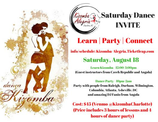 Learn Kizomba in ONE DAY