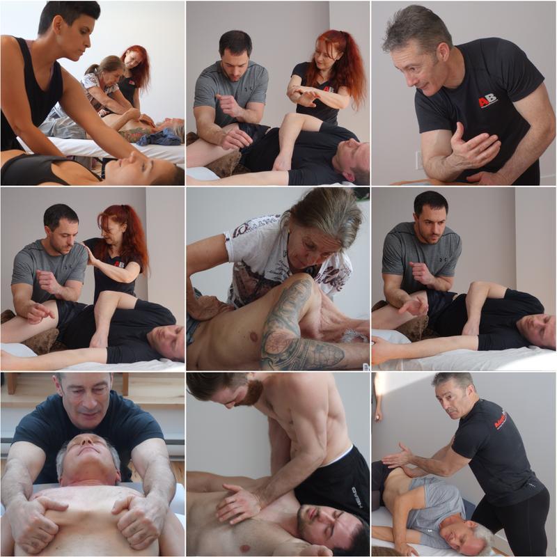 Adaptive Bodywork Soft Tissue Mobilization 2 - Advanced Techniques certification