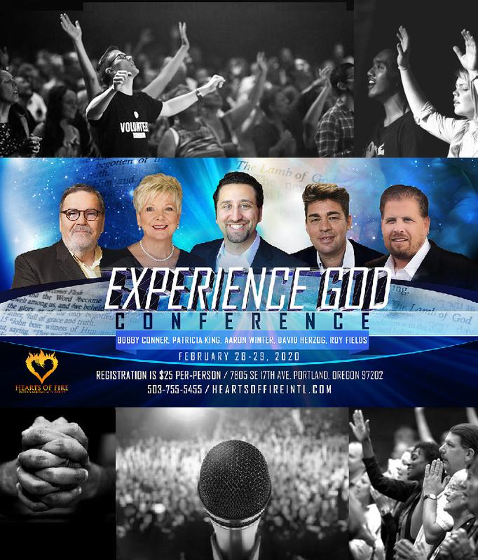 Experience God Conference